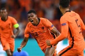 Hasil Piala Eropa (Euro 2020), Belanda Menang Dramatis…