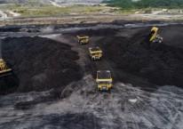 Kegiatan pertambangan batu bara di wilayah operasional PT Adaro Energy Tbk./adaro.com