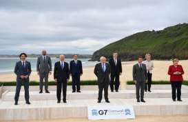 Presiden Afsel Minta Kelompok Negara Kaya Sumbang Hak Penarikan Pinjaman di IMF