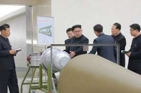 Negara Berlomba Modernisasi Senjata, Penggunaan Nuklir…