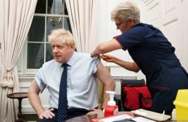 Johnson: Inggris Berkontribusi untuk Sepertiga Dosis Vaksin Global