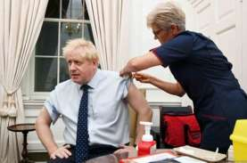 Johnson: Inggris Berkontribusi untuk Sepertiga Dosis…