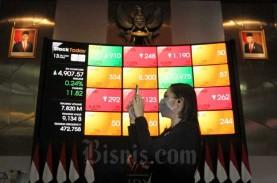 IHSG Naik Sesi I, Investor Asing Masuk Borong Saham BBRI dan MDKA
