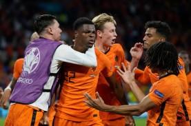 Gol Internasional Perdananya Bantu Belanda, Dumfries:…
