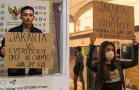 Sempat Tertunda, Jakarta vs Everybody Akan Tayang di Bioskop 24 Juni