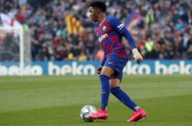 Milan & Barcelona Sepakati Kepindahan Bek Junior Firpo