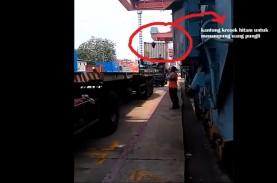 Viral Video Pungli Di Tanjung Priok, Modusnya Pakai…