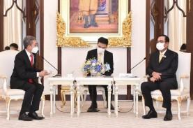 Bincang dengan Dubes RI, PM Thailand Singgung Hambatan…