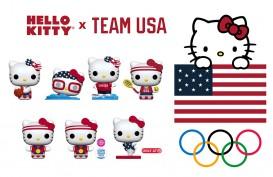 Ada Merchandise Khusus Hello Kitty di Olimpiade Tokyo 2020