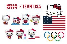 Ada Merchandise Khusus Hello Kitty di Olimpiade Tokyo…