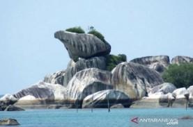 Belitung Timur Kembangkan Potensi Wisata Geologi