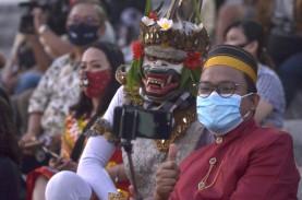 Bali Sambut Turis Asing, Vaksinasi Covid-19 Terus…