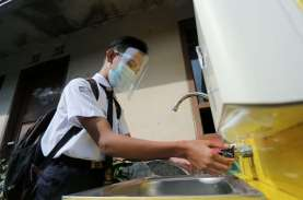 Sekolah di Kota Bandung Sudah Patuhi Pola PTMT, Ema…