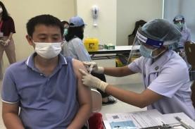 Vaksinasi Covid-19 di Thailand Kacau, Kok Bisa?