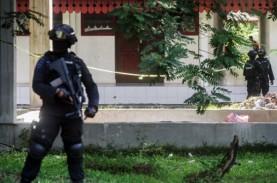 Polri Konfirmasi Densus 88 Tangkap 13 Terduga Teroris…