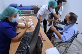 Realisasi Vaksinasi Bagi Lansia di Riau Masih 6,7…