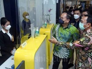 Wakil Menteri II BUMN Kartika Wirjoatmojo Resmikan Graha Mantap di Jakarta