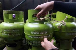 Pemerintah Akan Naikan Kuota Subsidi LPG 3 Kilogram