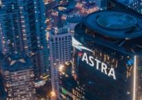 Menara Astra. Gedung perkantoran ini menjadi lokasi kantor pusat PT Astra International Tbk./astra.co.id