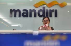 Bank Mandiri (BMRI) Siapkan Kredit Talangan Supplier KAI Rp4 Triliun