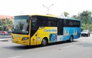 Kemenhub Bangun 20 Halte Bus Trans Metro Pekanbaru, Anggaran Rp3 Miliar