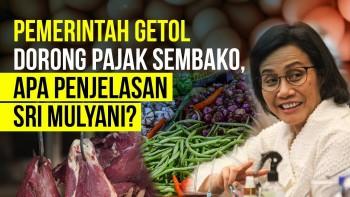 Cak Imin, dan Fadli Zon Tolak Rencana PPN Sembako ala Sri Mulyani