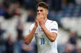 Hasil Skotlandia vs Ceko: Gol Sundulan Schick Bawa…