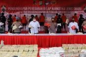 PENGUNGKAPAN SINDIKAT NARKOBA : Jaringan Timur Tengah Incar Jakarta dan Jabar