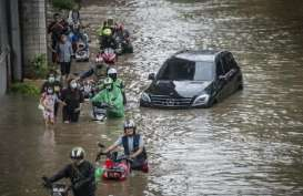 BPBD DKI Keluarkan Peringatan Sejumlah Wilayah Potensi Banjir Hari Ini