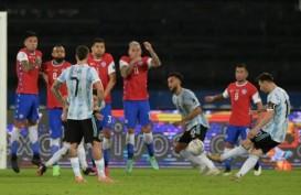 Argentina vs Cile Imbang 1-1, Ini Klasemen Grup A Copa America 2021