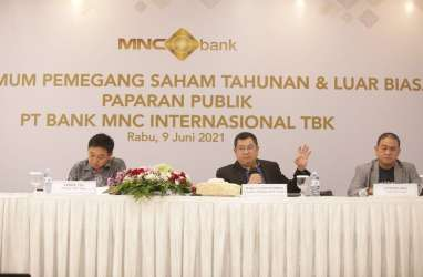 MNC Bank (BABP) Targetkan Rights Issue Rampung Agustus 2021