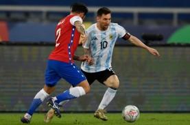 Lewati Jumlah Gol Ronaldo, Kini Messi Jadi Raja Tendangan…