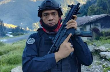 Satgas Nemangkawi Tangkap Penjual Senpi dan Amunisi ke KKB Papua