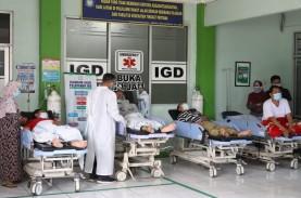 Sidak RSUD Kartini, Ganjar Temukan Pasien Telantar…