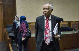 Banding Soal Remisi, OC Kaligis Kalah Lagi Lawan KPK