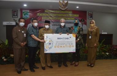 Bentoel Group Kembali Gelar Donasi Komputer untuk 70 UMKM Kabupaten Malang
