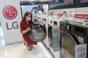 LG Indonesia Resmi Pasarkan Pengering Pakaian Terbaru