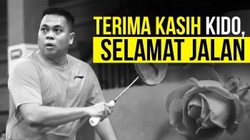 Mengenang Markis Kido, Pahlawan Bulutangkis Indonesia