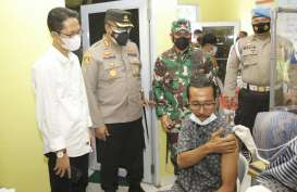 Program 'Nasi Kapau' untuk Sentuh Vaksinasi Warga Pesisir Kepri