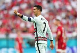 Hasil Euro 2020: Ronaldo Cetak Rekor, Jadi Pemain…