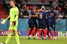 Euro 2020 Grup F Jerman vs Prancis di Munchen, Skor…