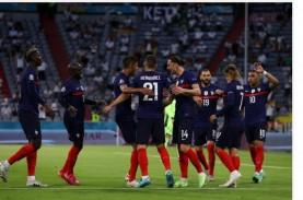 Piala Eropa 2020, Prancis Unggul 1-0 Lawan Jerman,…