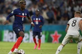 Euro 2020 Grup F, Pogba Ungkap Kunci Kemenangan Prancis…