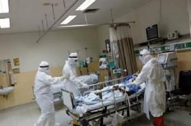 Tempat Tidur Pasien Covid-19 di Jakarta Nyaris Penuh,…