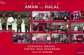 Sepekan, Jokowi Targetkan 100.000 Pekerja Sektor Jasa Keuangan Divaksinasi