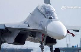 AS-Taiwan Kian Mesra, China Kirim 28 Pesawat untuk Latihan Militer