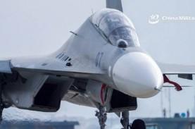 AS-Taiwan Kian Mesra, China Kirim 28 Pesawat untuk…