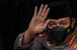 Rapat dengan DPR, Kapolri: Polri Rekrut 873 Personil Baru Tahun Ini