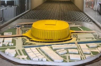 Tinjau Pembangunan Jakarta International Stadium, Anies: Ini Satu-Satunya di Asia