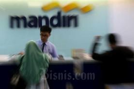 Hingga April, Bank Mandiri (BMRI) Fasilitasi Transaksi…